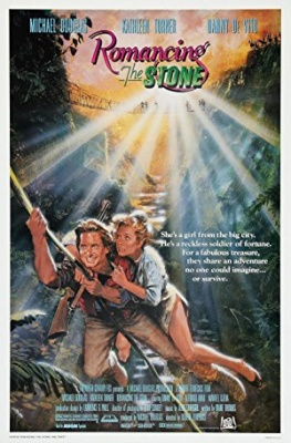 Lov za zelenim diamantom - Romancing the Stone