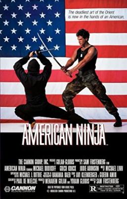 Ameriški ninja - American Ninja