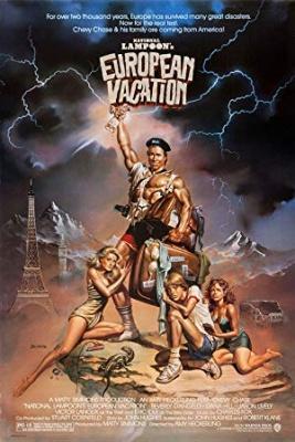 Nore počitnice v Evropi - National Lampoon's European Vacation