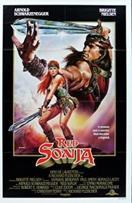 Rdeča Sonja - Red Sonja