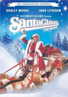 Božiček - Santa Claus