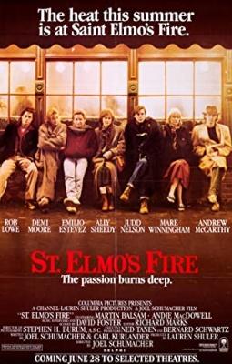 Vročica v St. Elmu - St. Elmo's Fire