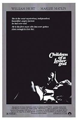 Otroci manjšega boga - Children of a Lesser God
