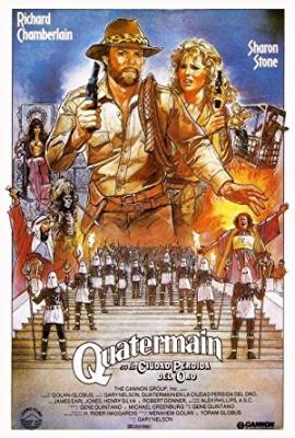 Allan Quatermain in izgubljeno mesto - Allan Quatermain and the Lost City of Gold