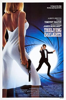 007 - Dih smrti - The Living Daylights