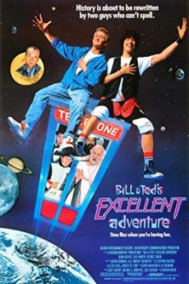 Čudovita pustolovščina Billa in Teda - Bill & Ted's Excellent Adventure