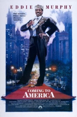 Princ odkriva Ameriko - Coming to America