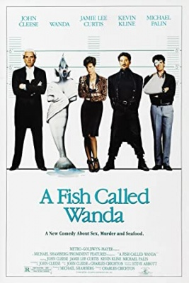 Riba po imenu Vanda - A Fish Called Wanda