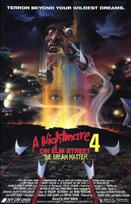 Mora v ulici Brestov 4 - A Nightmare on Elm Street 4: The Dream Master
