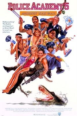 Policijska akademija 5, film