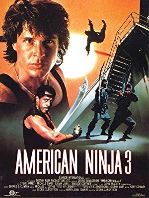 Ameriški ninja 3 - American Ninja 3: Blood Hunt