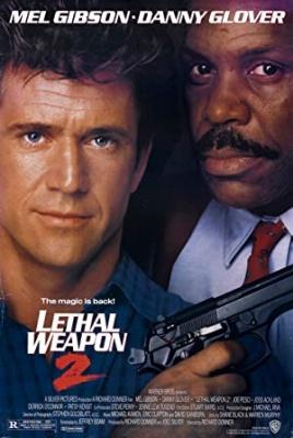 Smrtonosno orožje 2 - Lethal Weapon 2