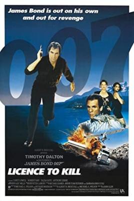 007 - Dovoljenje za ubijanje - Licence to Kill
