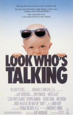 Glej, kdo se oglaša - Look Who's Talking