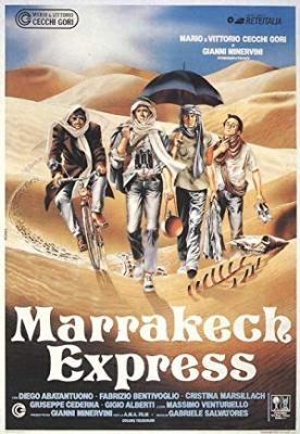 Marakeš ekspres - Marrakech Express