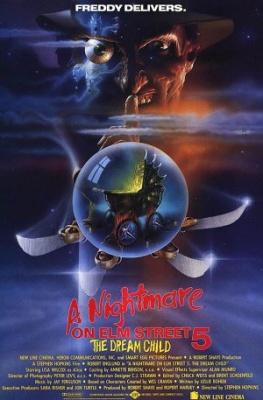 Mora v ulici Brestov 5 - A Nightmare on Elm Street 5: The Dream Child