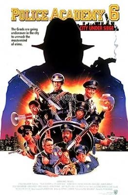 Policijska akademija 6 - Police Academy 6: City Under Siege