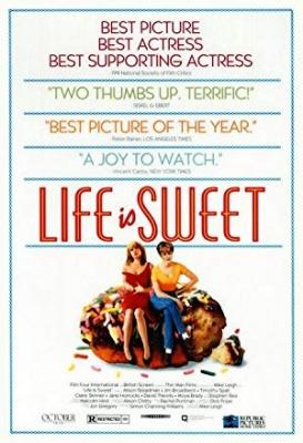 Življenje je sladko - Life Is Sweet