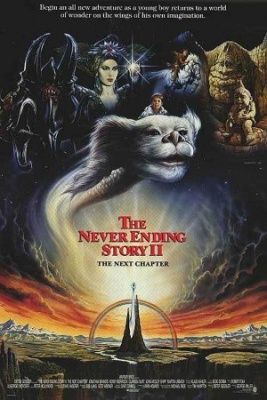 Neskončna zgodba 2 - The Neverending Story II: The Next Chapter