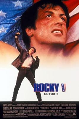 Rocky 5 - Rocky V