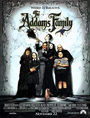 Pri Addamsovih - The Addams Family
