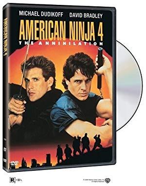 Ameriški ninja 4 - American Ninja 4: The Annihilation