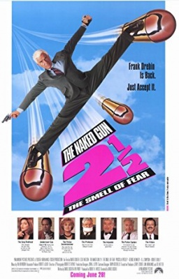 Gola pištola 2 - The Naked Gun 2½: The Smell of Fear