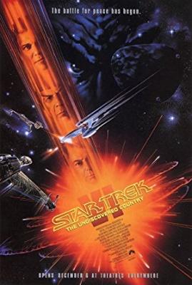 Zvezdne steze VI: Nepoznana dežela - Star Trek VI: The Undiscovered Country