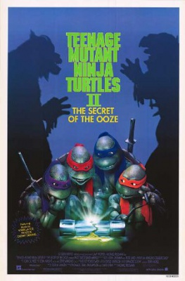 Ninja želve 2 - Teenage Mutant Ninja Turtles II: The Secret of the Ooze