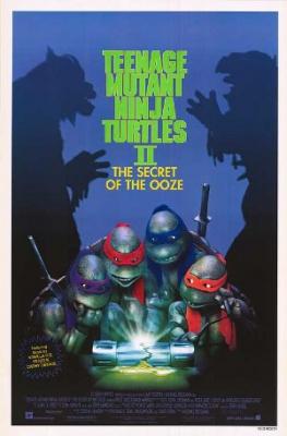 Ninja želve 2 - Teenage Mutant Ninja Turtles II: The Secret of the Ooze