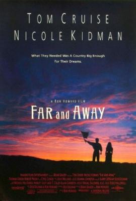 Oddaljena obzorja - Far and Away