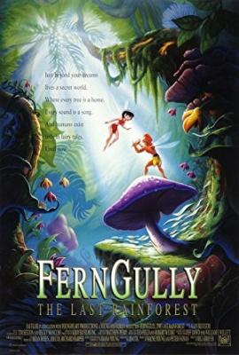 Ferngully - deževni pragozd - FernGully: The Last Rainforest