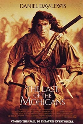 Poslednji Mohikanec - The Last of the Mohicans