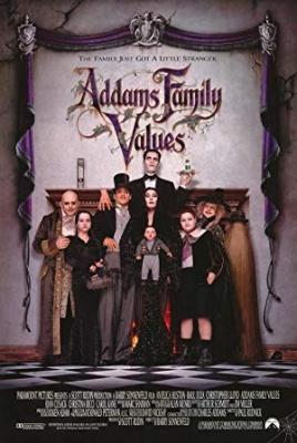 Pri Addamsovih 2 - Addams Family Values
