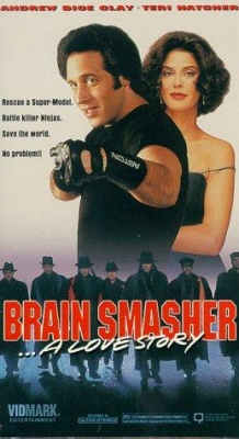 Spopad z menihi Shaolina - Brain Smasher... A Love Story
