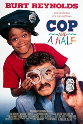 Policaj in pol - Cop & ½