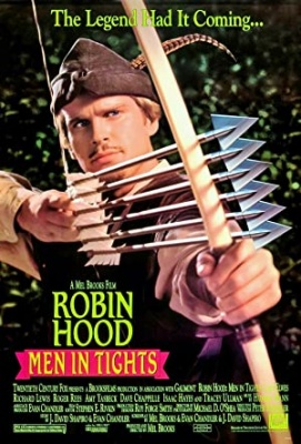 Robin Hood: Možje v pajkicah - Robin Hood: Men in Tights