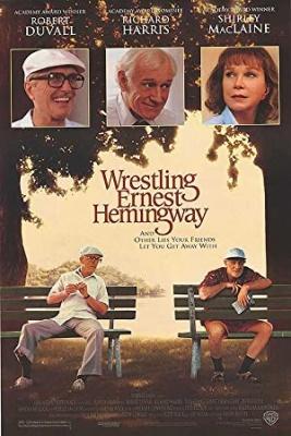Zravsal sem Ernesta Hemingwaya - Wrestling Ernest Hemingway