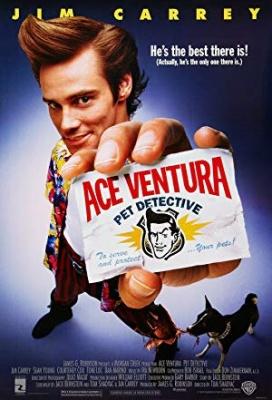 Ace Ventura - nori detektiv - Ace Ventura: Pet Detective