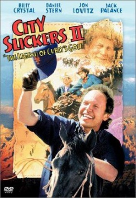 Mestni fantje - City Slickers II: The Legend of Curly's Gold