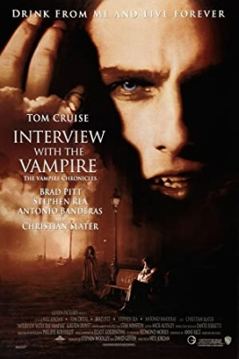 Intervju z vampirjem - Interview with the Vampire: The Vampire Chronicles