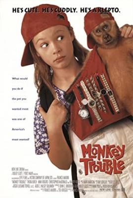 Opičje norčije - Monkey Trouble