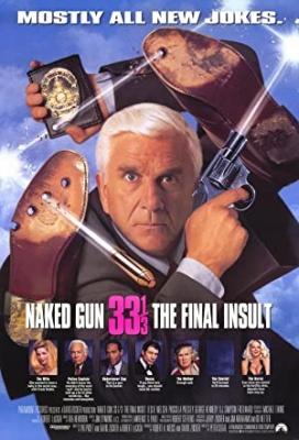 Gola pištola 3 - Naked Gun 33 1/3: The Final Insult