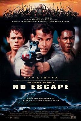 Pobeg iz Absoloma - No Escape