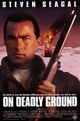 Aljaska v plamenih - On Deadly Ground