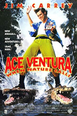 Ace Ventura - klic divjine - Ace Ventura: When Nature Calls