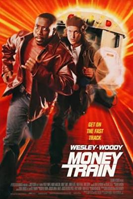 Zmeda na poštnem vlaku - Money Train