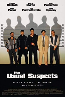 Osumljenih pet - The Usual Suspects