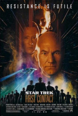 Zvezdne steze: Prvo srečanje - Star Trek: First Contact