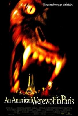 Ameriški volkodlak v Parizu, film